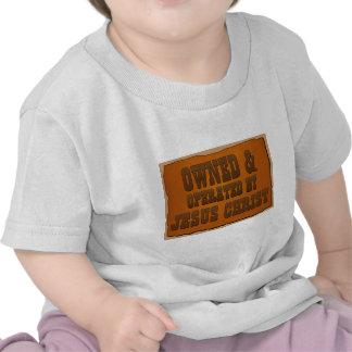 Poseído y actuado camisetas