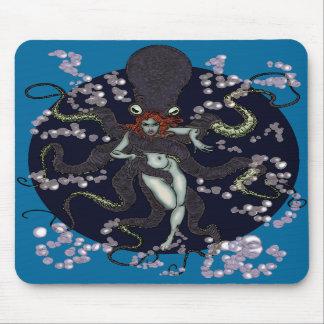 Poseidon and Amphitrite Mouse Pad