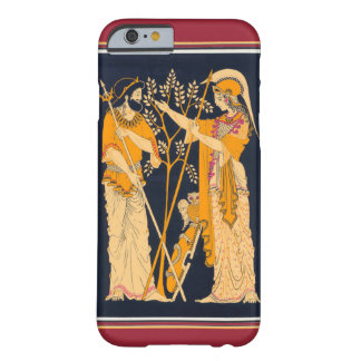 Poseidon and Athena Barely There iPhone 6 Case