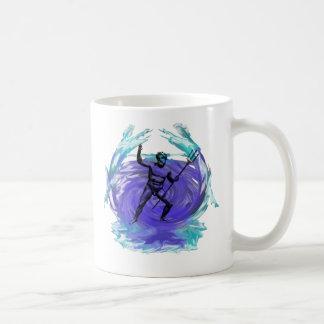 Poseidon God of the Sea 1 Mugs