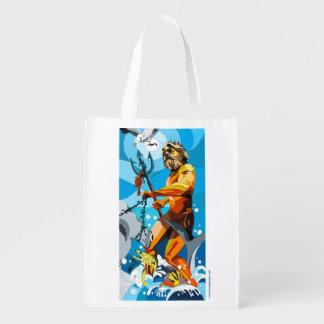Poseidon Grocery Bag