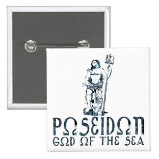 Poseidon Pin Cuadrado