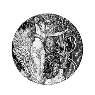 Poseidon Plate