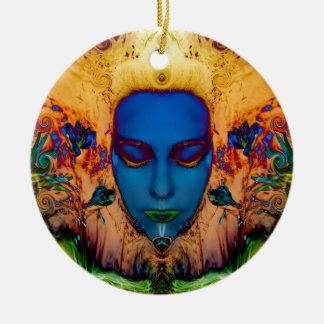 Poseidon's maiden.jpg christmas ornaments