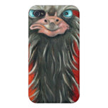 Poser 3 iPhone 4 cover