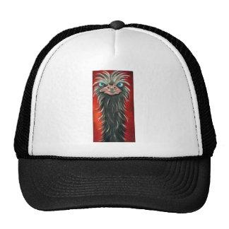 Poser 3 trucker hat