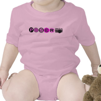 Poser For A Photograph T Shirts