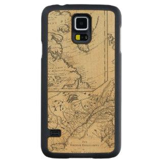 Posesiones británicas en Norteamérica 2 Funda De Galaxy S5 Slim Arce