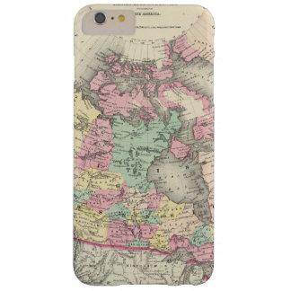 Posesiones británicas, rusas y danesas funda para iPhone 6 plus barely there