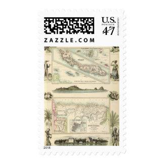 Posesiones holandesas sellos postales