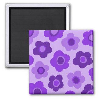 Posey Magnet Purple