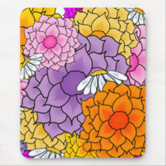 Posey Profusion Vertical Mousepad