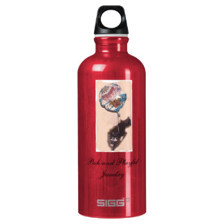 Posh and Playful Water Bottle