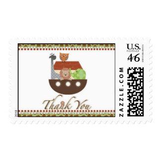 Posh Noahs Ark pos days Stamp
