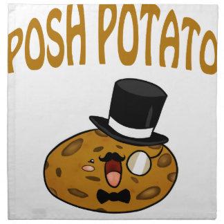 Posh Potato Cloth Napkin