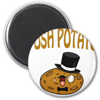 Posh Potato Magnet