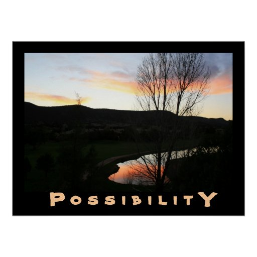 Posibilidad Póster