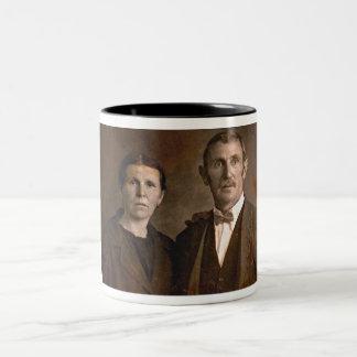 Posidel Two-Tone Coffee Mug
