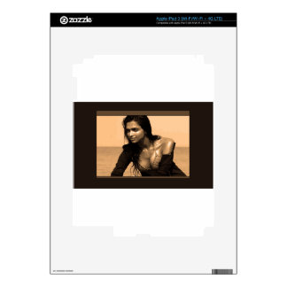 Posing Confident Expressions by Deepaka Bollywood Decals For iPad 3