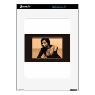 Posing Confident Expressions by Deepaka Bollywood iPad Decals