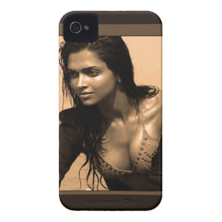 Posing Confident Expressions by Deepaka Bollywood iPhone 4 Case-Mate Case