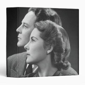 Posing Couple Binder