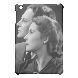 Posing Couple iPad Mini Cases