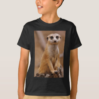 Posing Meerkat T-Shirt