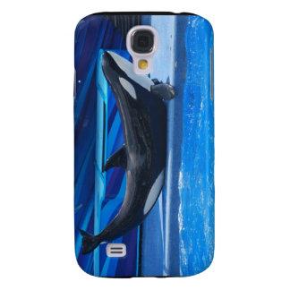 Posing Orca iPhone 3G Case Samsung Galaxy S4 Case