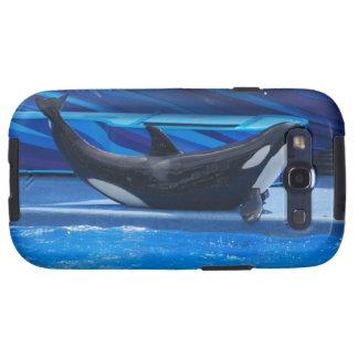 Posing Orca Phone Case Galaxy S3 Cases