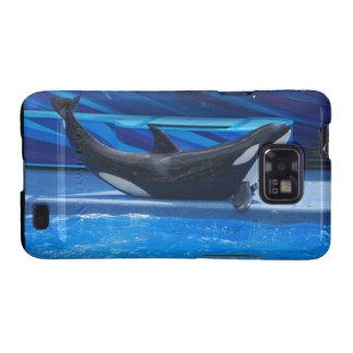 Posing Orca Phone Case Galaxy S2 Case