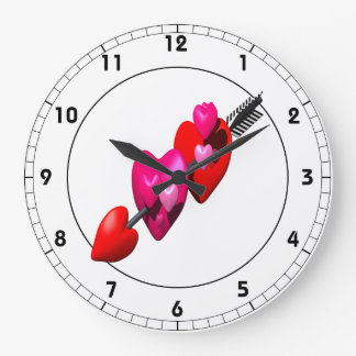 Posion Arrow Clocks