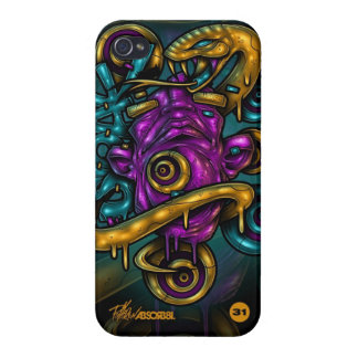 Posionous Energy iPhone Case
