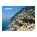 Positano 2014 Calendar Postcard
