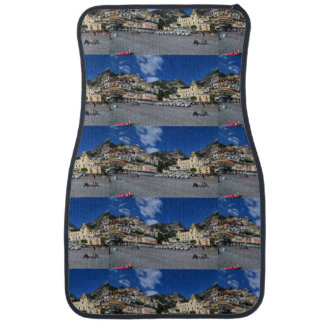 Positano Beach Car Floor Mat