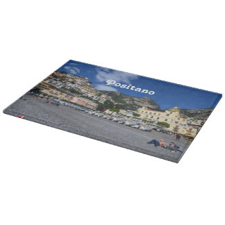 Positano Beach Cutting Board