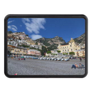 Positano Beach Tow Hitch Cover