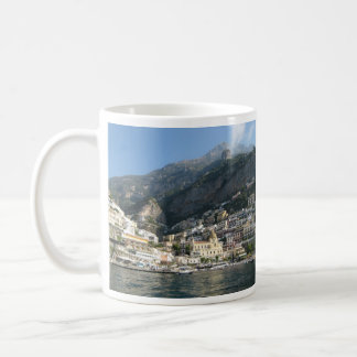 Positano Beauty Classic White Coffee Mug