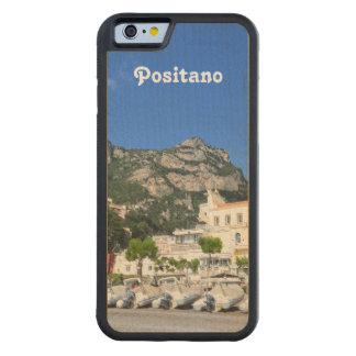 Positano Carved® Maple iPhone 6 Bumper Case