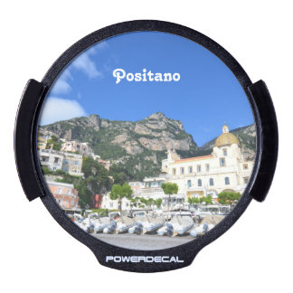 Positano Decal LED Para Ventana