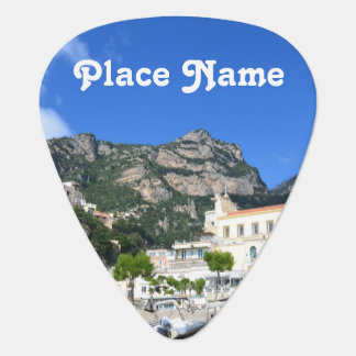 Positano Guitar Pick