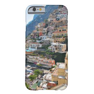 Positano hermoso, Italia Funda De iPhone 6 Barely There