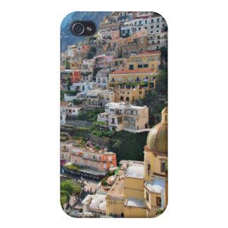 Positano hermoso, Italia iPhone 4 Coberturas