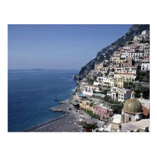 Positano, Italia Tarjetas Postales