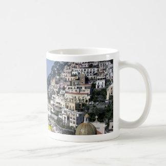Positano, Italia Taza Clásica