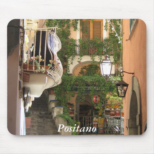 Positano, Italy Mouse Pad