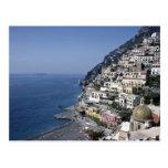 Positano, Italy Postcard