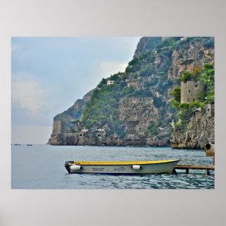 Positano, Italy - Relic - Photograph Print
