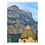 Positano, Italy - Santa Maria Assunta Post Card