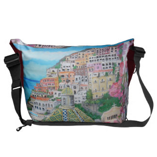 Positano, Large Messenger Bag